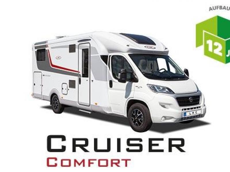 LMC Cruiser Comfort  T 692 Medio sept/okt