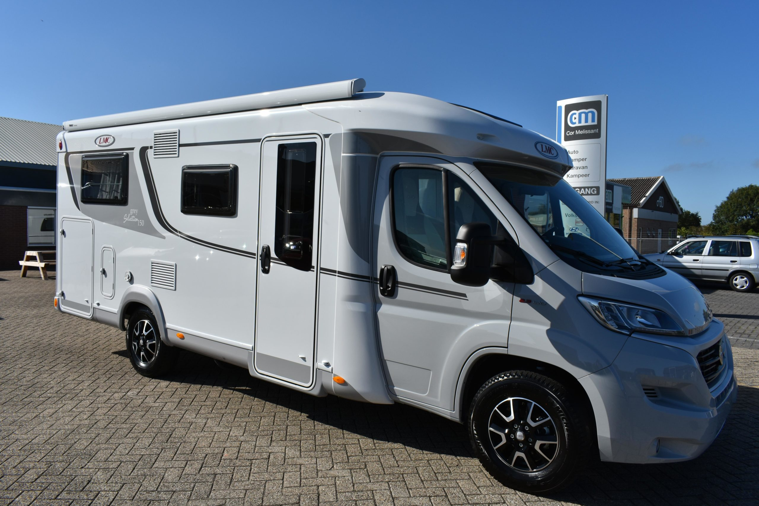 LMC Grey Selection  150 T 663 G Actie 2020!
