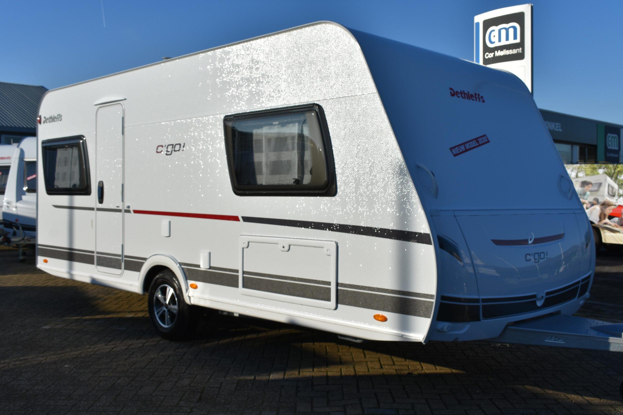 Dethleffs C'Go 495 FR Nieuw Model 2020!