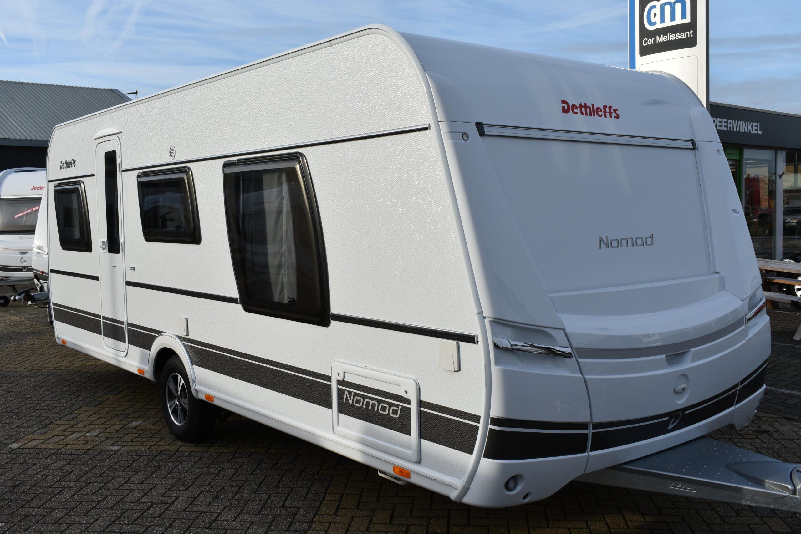 Dethleffs Nomad 530 DR Nieuw Model 2020!