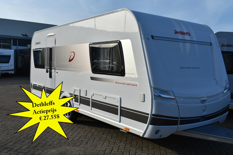 Dethleffs Generation 515 ER Nieuw Model 2020!
